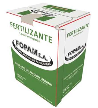 Sulfato de Amonio FOPAM